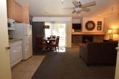 Kitchenette / Livingroom