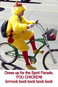 spirit chicken
